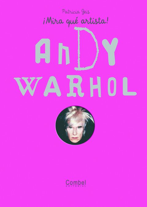 ANDY WARHOL.(MIRA QUE ARTISTA)