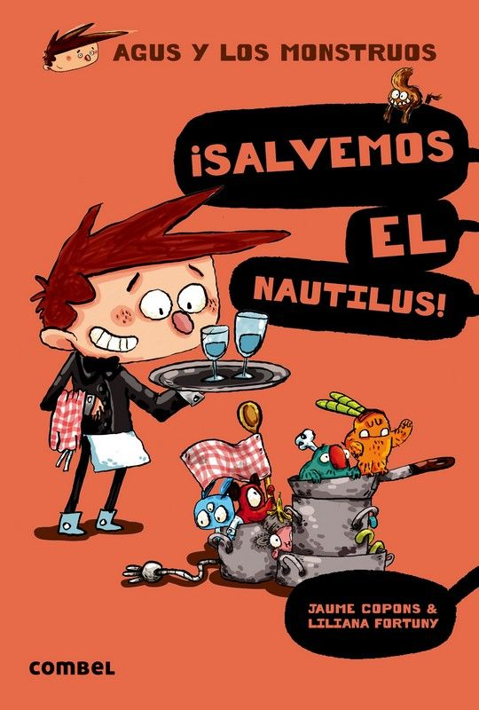 AGUS Y LOS MONSTRUOS 2. ¡SALVEMOS EL NAUTILUS!