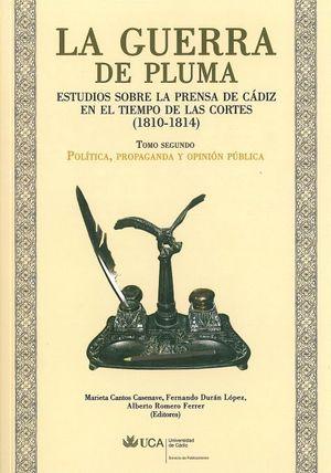 GUERRA DE PLUMA II