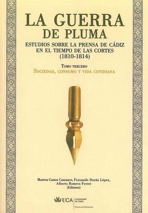 GUERRA DE PLUMA III