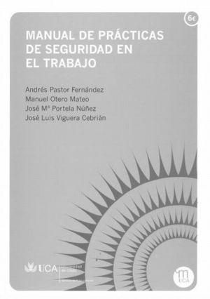 MANUAL DE PRÁCTICAS DE SEGURIDAD EN EL TRABAJO