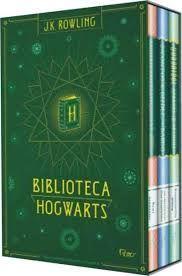 BIBLIOTECA HOGWARTS (ESTUCHE)