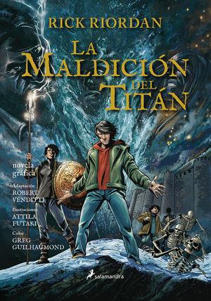 LA MALDICION DEL TITAN