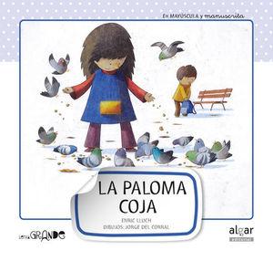LA PALOMA COJA