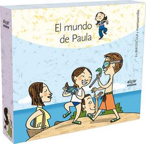 MALETA EL MUNDO DE PAULA