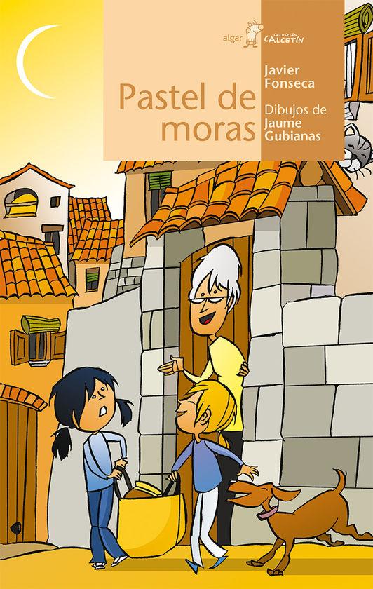 PASTEL DE MORAS