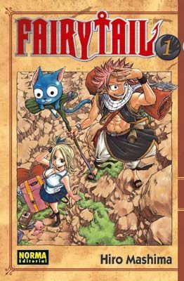 FAIRY TAIL, 1