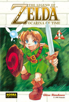 THE LEGEND OF ZELDA, 1