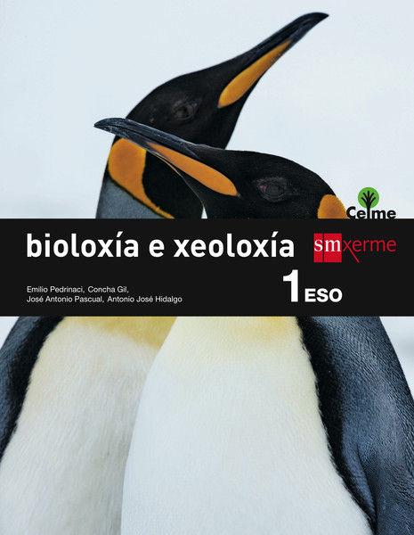 BIOLOXÍA E XEOLOXÍA. 1 ESO. CELME