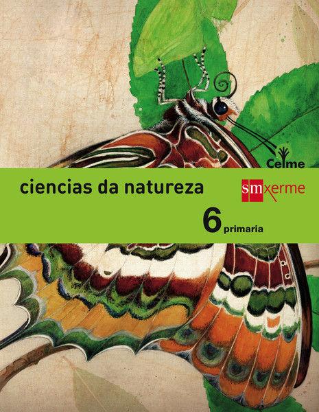 CIENCIAS DA NATUREZA. 6 PRIMARIA. CELME