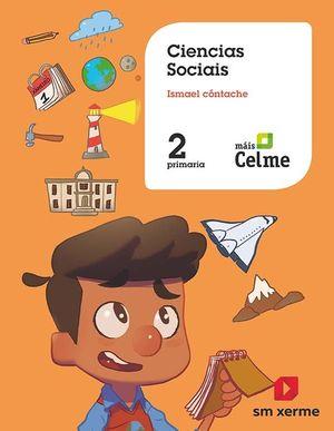 CIENCIAS SOCIAIS. 2 PRIMARIA. MAS SAVIA. CELME