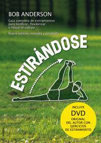 ESTIRANDOSE. DVD
