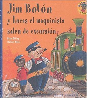 JIM BOTON Y LUCAS EL MAQUINISTA SALEN DE EXCURSION