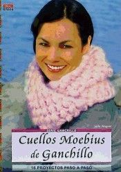 CUELLOS MOEBIUS DE GANCHILLO