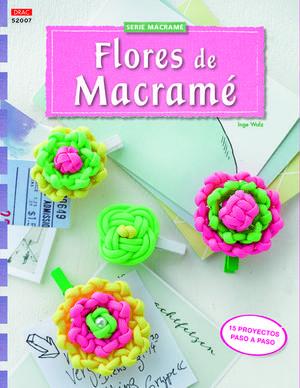FLORES DE MACRAME