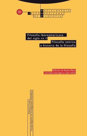 FILOSOFÍA IBEROAMERICANA DEL SIGLO XX (II)