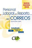 OPOSICIONES PERSONAL LABORAL DE REPARTO, CORREOS. TEST