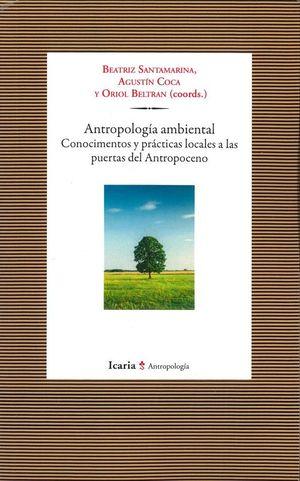 ANTROPOLOGIA AMBIENTAL