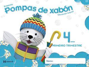 POMPAS DE XABÓN 4 ANOS. PRIMEIRO TRIMESTRE