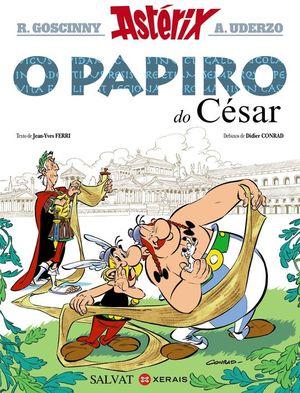 ASTÉRIX 36. O PAPIRO DO CÉSAR