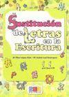 SUSTITUCIÓN DE LETRAS EN LA ESCRITURA