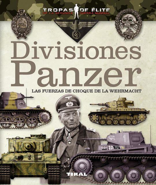 DIVISIONES PANZER. LAS FUERZAS DE CHOQUE DE LA WEHRMACHT