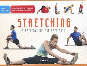 STRETCHING EJERCICIOS ESTIRAMIENTO