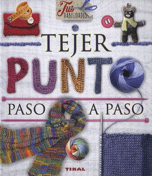 TEJER PUNTO PASO A PASO
