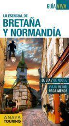 BRETAÑA Y NORMANDÍA GUIA VIVA