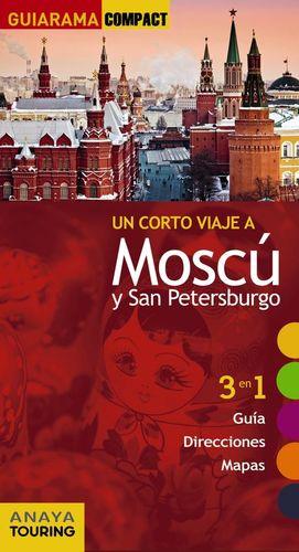 GUIARAMA MOSCÚ Y SAN PETERSBURGO