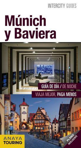 MÚNICH Y BAVIERA INTERCITY GUIDES