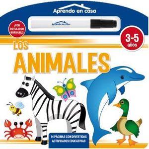 LOS ANIMALES (LIBRO PIZARRA)