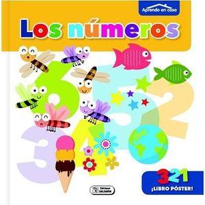 LIBRO POSTER- LOS NÚMEROS-