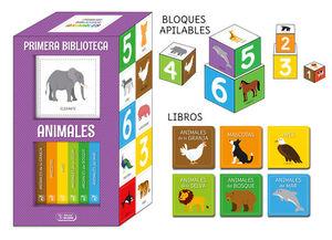 PRIMERA BIBLIOTECA - ANIMALES