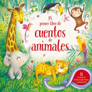 MI PRIMER LIBRO CUENTOS ANIMALES