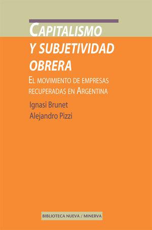 CAPITALISMO Y SUBJETIVIDAD OBRERA