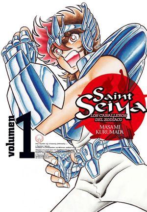 SAINT SEIYA Nº 01/22 (EDT)