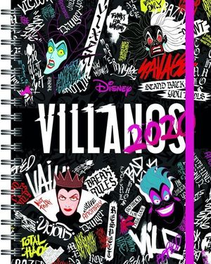 AGENDA VILLANOS DISNEY 2020