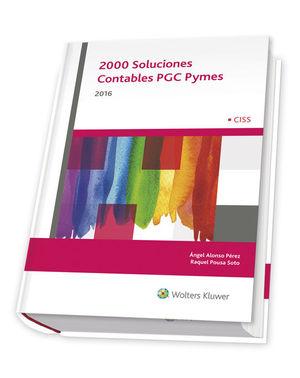 2000 SOLUCIONES CONTABLES PGC 2016
