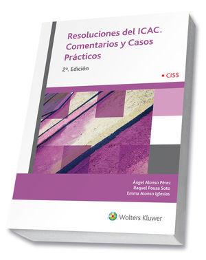 RESOLUCIONES DEL ICAC