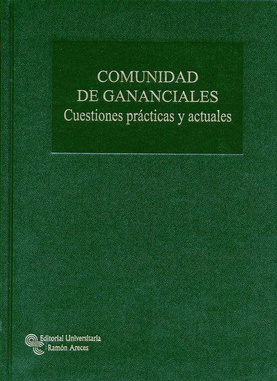COMUNIDAD DE GANANCIALES