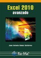 EXCEL 2010. AVANZADO