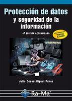 PROTECCIÓN DE DATOS Y SEGURIDAD INFORMACIÓN