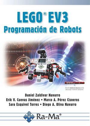 LEGO EV3. PROGRAMACION DE ROBOTS
