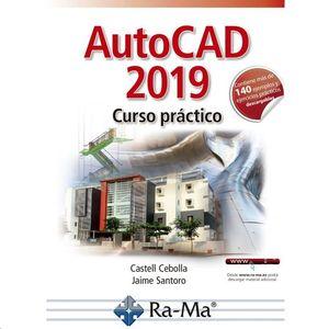 AUTOCAD 2019. CURSO PRÁCTICO