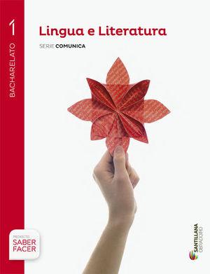 LINGUA Y LITERATURA 1 BACHILERATO GALLEGO