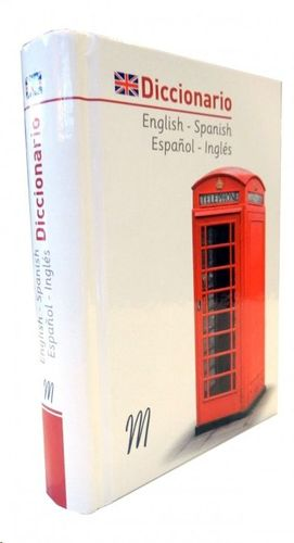 DICCIONARIO ENGLISH-SPANISH, ESPAÑOL-INGLÉS
