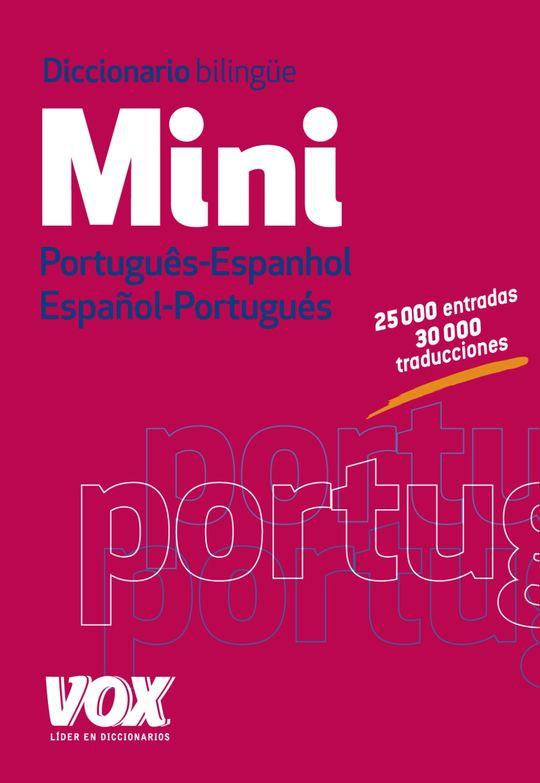 DICCIONARIO MINI PORTUGUÊS- ESPANHOL / ESPAÑOL-PORTUGUÉS