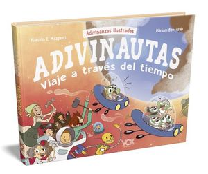 ADIVINAUTAS (ADIVINANZAS ILUSTRADAS)