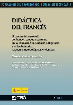 DIDÁCTICA DEL FRANCÉS